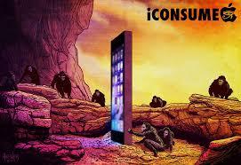 Phone bad, phone human apes.