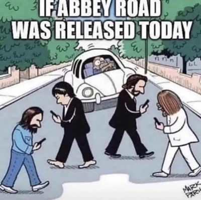 Phone bad beatles good