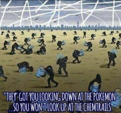 It's them damn Pokémon I tell you!