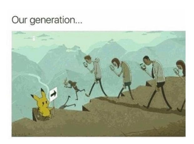 Our generation... https://inspirational.ly
