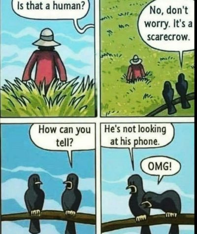 Ahaha, comedy