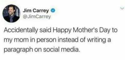Twitter > Mothers ?