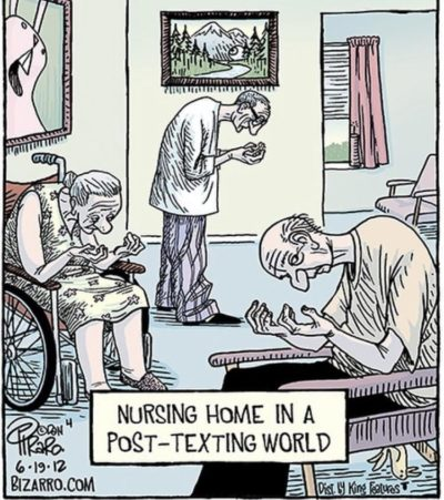 Nursing homes in the future?