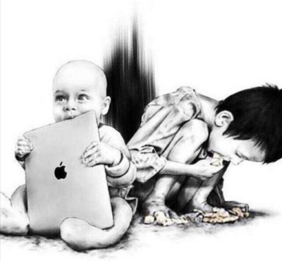 Eat iPad bad.