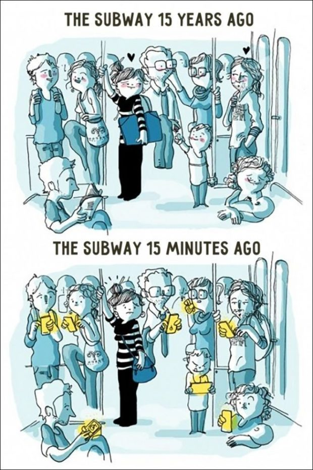 THE SUBWAY 15 https://inspirational.ly