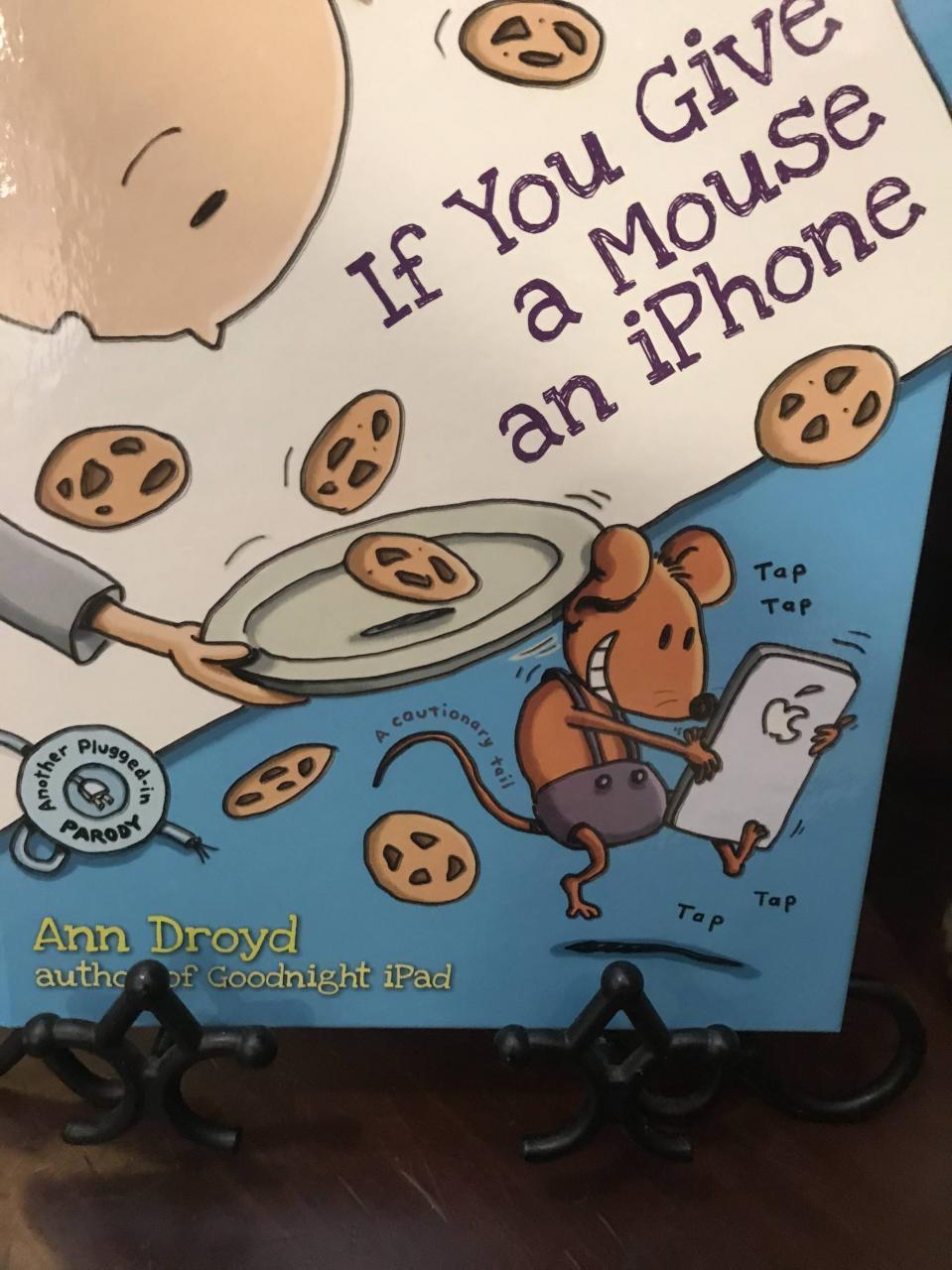 Phone bad cookie good