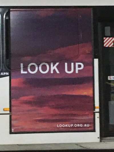 Ads on Australian Buses (Soz for bad quality)